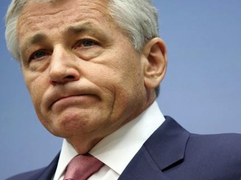 Hagel Warns Europe: In the Face of Putin Aggressions to 'Brace New Realities'