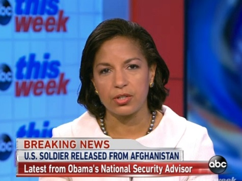 Susan Rice: Prisoner Exchange 'Consistent with the President's Constitutional Authority'