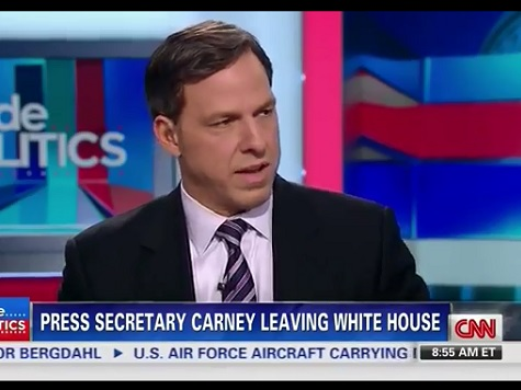 Tapper on Selection of New White House Press Secretary: 'Obama Likes His Bros'