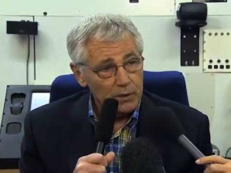 Hagel: Prisoner Swap Could Lead to More Talks with Taliban