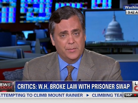 Jonathan Turley: 'Not Much Debate' WH Broke Law