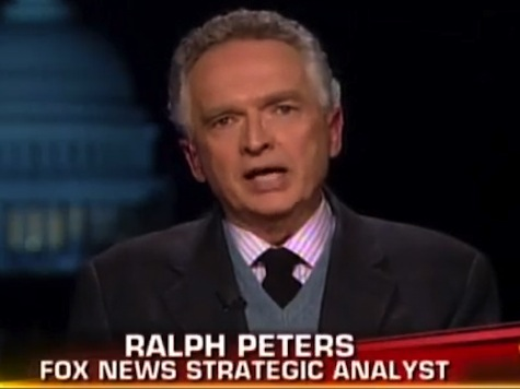 FNC's Ralph Peters: Military Deeply Outraged Over Obama Trying to Make POW a Hero