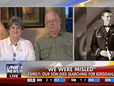 Family of Soldier Killed Looking for Bergdahl: We Were Lied To