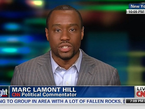 HuffPo's Marc Lamont Hill Admits to 'Promiscuous' Use of 'N-Word'