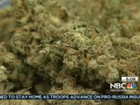 Voters in California Offered Pot for Voting