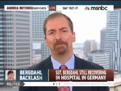Chuck Todd Questions Constitutionality of Student Loan Executive Action