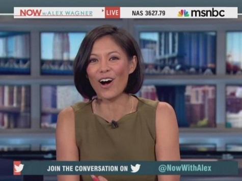 MSNBC Host Mocks Tea Party as 'a Dog Off It's Leash'