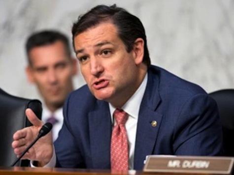 Cruz Warns 'Fahrenheit 451' Dems Trying to Ban Movies, Books