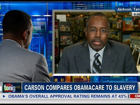 Ben Carson, CNN's Don Lemon Spar Over Obama's 'Fundamental Change' of America