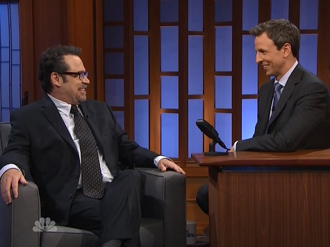 Dennis Miller Hits Biden, Pelosi in Appearance on Seth Meyer's 'Late Night'