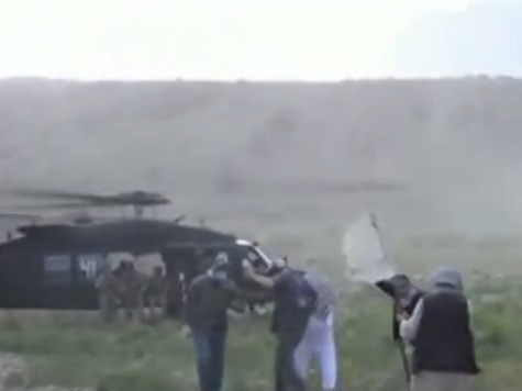 Watch: Taliban Release Video of Bergdahl Handover