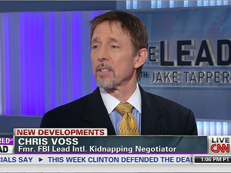 Fmr. Lead Kidnapping Negotiator: Bergdahl Swap 'Embarrassing'