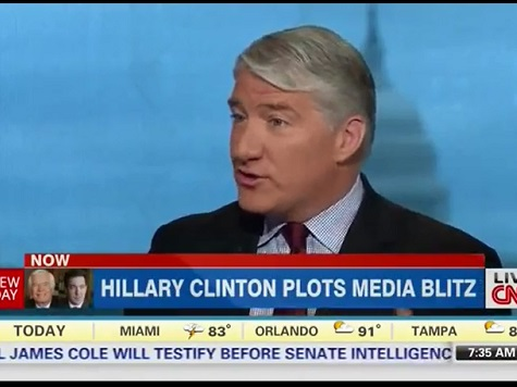 CNN's King Mocks Clintons: 'What Planet Do They Live On?'