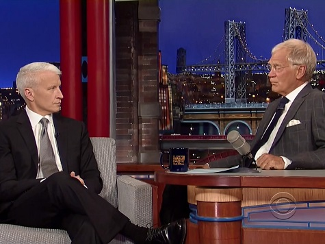 David Letterman Rails Against Guns: 'You Can't Tell Me This Is an Insoluble Problem'