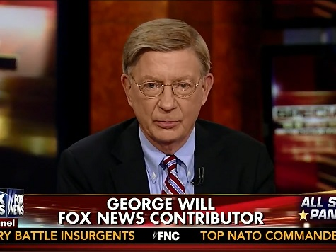 George Will: Bergdahl Deal Reinforces Narrative Obama Administration Can't Shoot Straight
