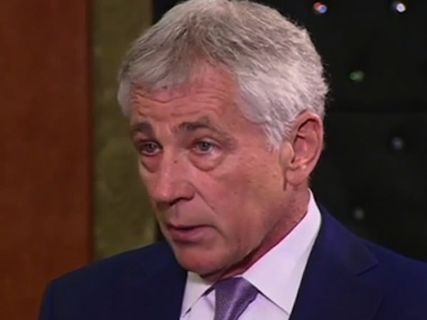 Hagel: Bergdahl Decision to Give Congress 30 Days Notification Was Unanimous