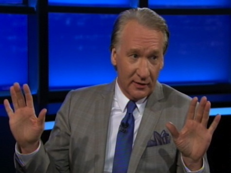 Maher Attacks Palin on Bergdahl: 'Whats Your Excuse' for Not Speaking English