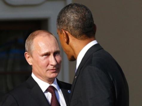 Obama, Putin Meet Face to Face