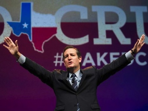Cruz: 'Today Liberty Is Under Assault Like Never Before'