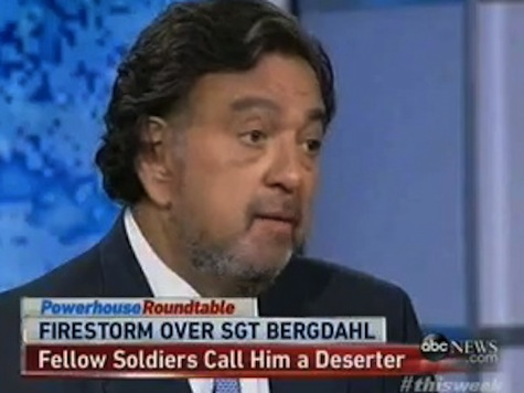 Bill Richardson: There is No Evidence Bergdahl Is a Deserter