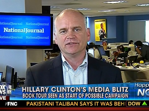 Fournier: 'We Don't Know What the Real Hillary Clinton Is'