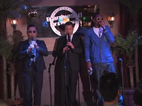 Watch: Psy, Snoop Dogg, Jimmy Kimmel Karaoke
