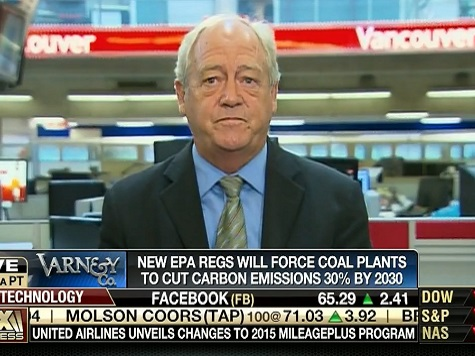 Greenpeace Co-Founder: Obama Climate Rules 'All About Politics'