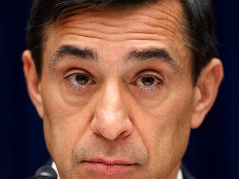 Issa: Children Will Die Because of Obama's 'Executive DREAM Act' Order