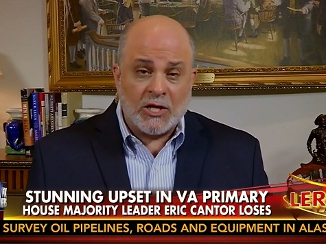 Mark Levin: GOP Needs to 'Stop Chasing Genitalia'