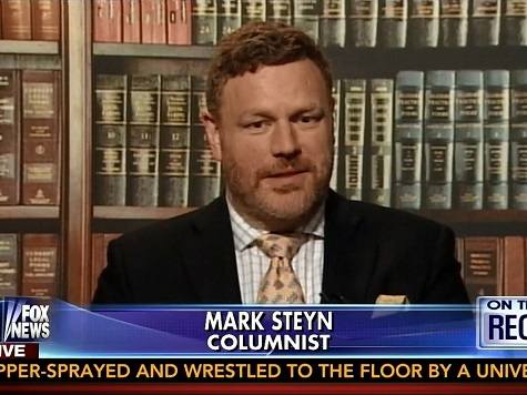 Mark Steyn: 'Celebrity Cherry' Hillary Had 'Extremely Minimal' Accomplishments as Sec of State