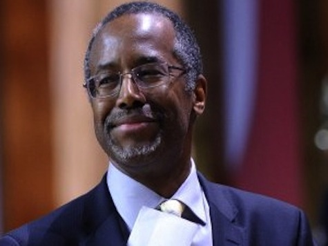 Ben Carson: Cantor Loss Signals Huge Change Coming in November