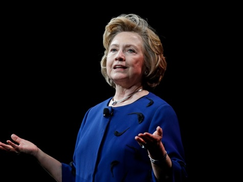 Hillary Snaps at NPR's Gross After Gay Marriage Questions