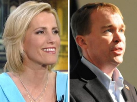 Ingraham, Mulvaney Duel on Immigration