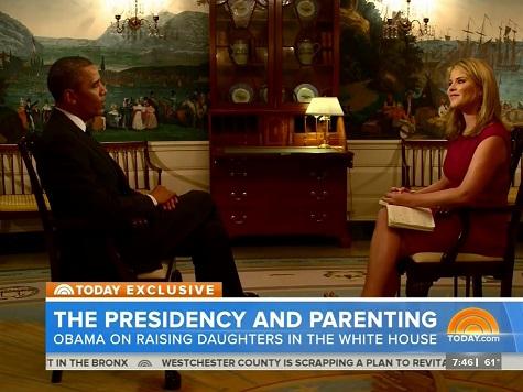 Watch: Obama Discusses Fatherhood with NBC's Jenna Bush Hager