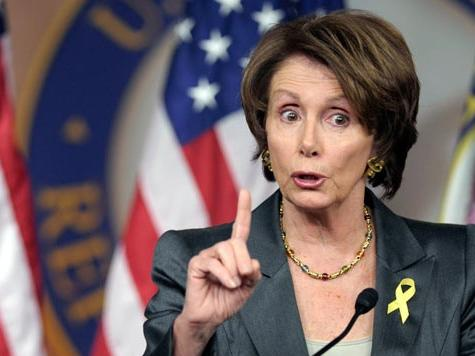 Pelosi: 'I Have as Much Sympathy for Cantor as He Would Have For Me'