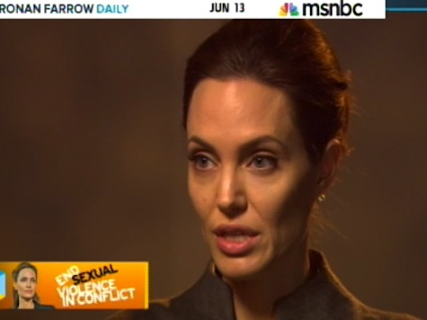 Angelina Jolie: We Should Have Done More in Syria