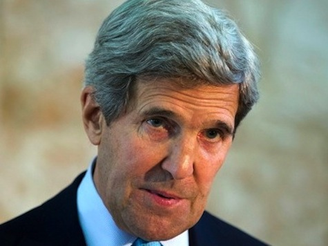 Kerry Admits ISIS Now a Threat to World Because of Syria Missteps