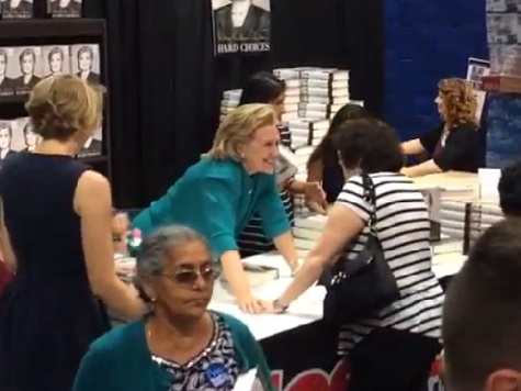 Watch: SCOTUS Justice Sonia Sotomayor Meets Hillary at Costco