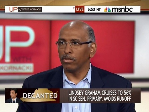 Michael Steele: 'A lot of Interest in' Eric Cantor for RNC Chairman
