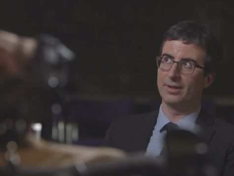 Watch: 'Last Week Tonight' host John Oliver Interviews Stephen Hawking