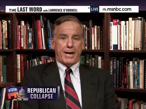 Howard Dean: Tea Party Wants to Go Back to 1860s