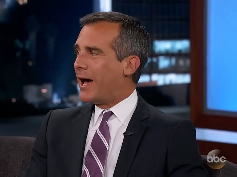 LA Mayor Backtracks on F-bomb: 'Kids Out There, Do Not Say What Your Mayor Said Today'