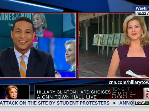 CNN's Lemon: Hillary 'Using' and 'Playing' the Media