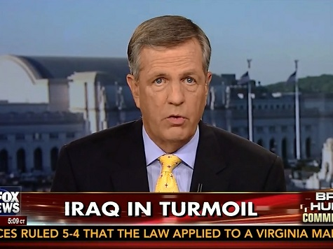 Brit Hume: 'Obama Has an Interesting View of Wars and How They End'