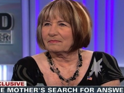 Emotional Benghazi Victim's Mom: Hillary Doesn't Care About Her Sons Death
