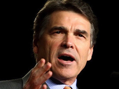 Perry: Record Numbers from Terror Hot Beds Illegally Crossing Texas-Mexico Border