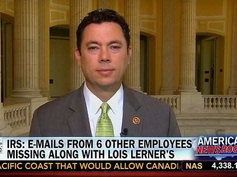Chaffetz: IRS Email 'Stonewalling' Is 'Infuriating'