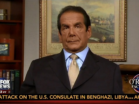 Krauthammer: 'We Have to Go into Syria to Attack ISIS'