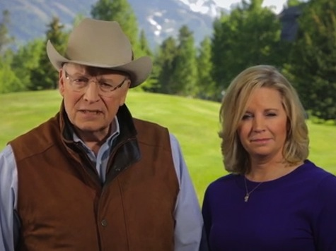 Dick, Liz Cheney: America 'Weakened,' 'On a Path of Decline'