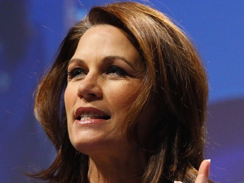 Bachmann Hammers Obama's 'Fantasy Foreign Policy'